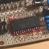 AVRマイコン+VS1011E 自作MP3プレーヤー